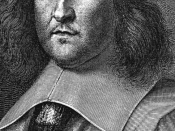 Portrait of Pierre de Fermat.