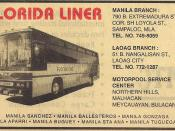 Florida Liner
