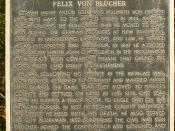 Felix von Blucher