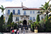 English: Gianni Versace mansion, South Beach, Miami, Florida