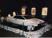 English: Lotus Esprit from James Bond Movie