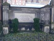 Alter St.-Matthäus-Kirchhof Berlin-Schöneberg Grabstätte Leopold Kronecker, Mathematiker