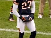 English: Devin Hester of the Chicago Bears