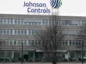 Deutsch: Johnson Controls Firmengebäude in Hannover