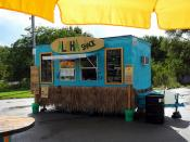 Aloha Shack, Northland Mall, Sterling, Illinois