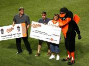 Baltimore Orioles 100 Millionth Fan