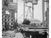 Motor Crane, Navy Yard  (LOC)