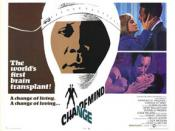 Original film Poster from the movie Change of Mind