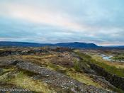 Tectonic Plates in Iceland