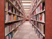 English: Steacie Science and Engineering Library at York University