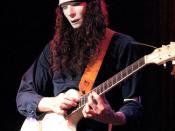 English: Buckethead in concert at Neumos in Seattle.