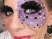 mac mauvism paint UD Ransom e/s mac pink cabana lipstick Mac pink pearl pigment mac feline eyeliner