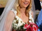 Renee O'Connor Bride