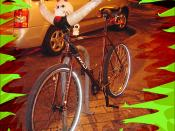 giddy up - horns from hell bike