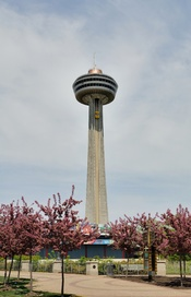 Deutsch: Niagara Falls: Skylon Tower