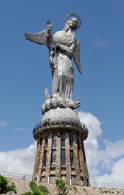 Virgin of El Panecillo