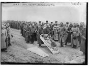 Burial Capt. Redkof, Adrianopele #14  (LOC)