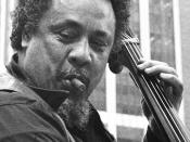 Charles Mingus - Bi Centenial, Lower Manhattan July 4, 1976