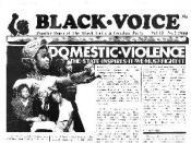Black Voice Vol. 19, No.3, published 1988