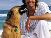 English: Description: Alex Pacheco, American animal rights advocate; co-founder of PETA Photographer and copyright holder: Laura Guttridge Licence: Released by Laura Guttridge by email under a Creative Commons Attribution licence. Email forwarded to permi