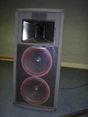 Cerwin Vega speaker