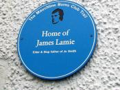 JAMES LAMIE OF MAUCHLINE