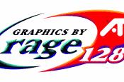 ATI Rage 128 logo