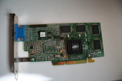 English: ATI Rage 128 AGP Graphics card