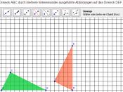 Deutsch: Aufgabe Dreieck