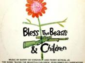 Bless the Beasts and Children (soundtrack)