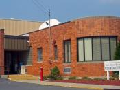 Offices of Times-Herald Record in Middletown, NY, USA