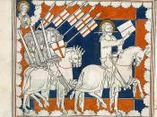 Apocalypse - caption: 'The Rider on White Horse'