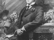 Deutsch: Archibald Philip Primrose, 5. Earl of Rosebery (1847-1929)