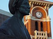 Sojourner Truth and the First United Methodist Church