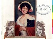 English: The Minneapolis Shubert Theatre's (now the Minnesota Shubert Performing Arts and Education Center) program listing events the week of April 8, 1912: Shakespearean repertoire: Taming of the Shrew, Macbeth, The Merchant of Venice, Romeo and Juliet,
