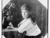 Czarovitch [i.e. Czarevitch Alexei Romanov]  (LOC)