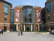 English: The Ohio Union at The Ohio State University