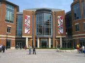 English: The Ohio Union at The Ohio State University