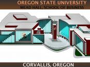Oregon State University Mead Hall