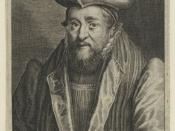 English: Richard Vaughan (c1553-1607)