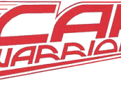 A logo used, and trademarked, by Steve Jackson Games for the Car Warriors comic book published by Epic Comics in the 1990s.