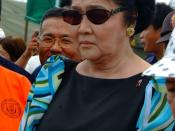 Imelda Marcos, 2006.