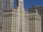 Wrigley Building, the headquarters of the Wrigley Company