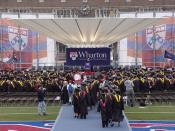 Wharton School 2006 Graduation