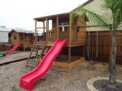 Kids Cubby Houses