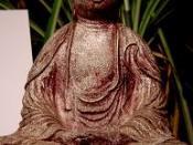 English: Meditating Buddha