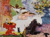 English: Paul Cezanne's art