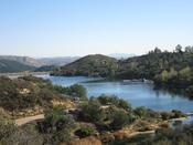 Dixon Lake, just outside Daley Ranch.