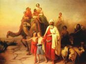 Molnár József: Ábrahám kiköltözése