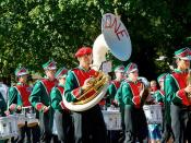 Boone Marching Band